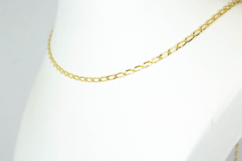ゴールドチェーン 約60.96cm ケイトキング(24インチ)