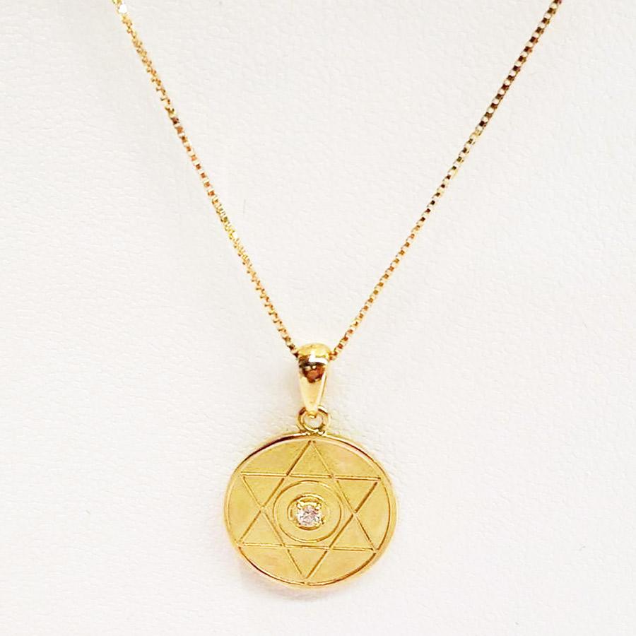 チェーン(ベネチアンカット)60cm ※調節できます  GODDESS SELF Marage Jewelry