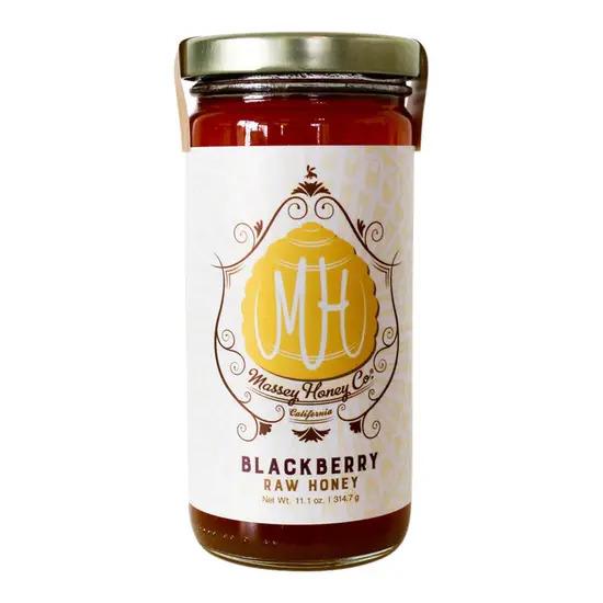 生ブラックベリーハニー Massey Honey Co 314g/11.1oz
