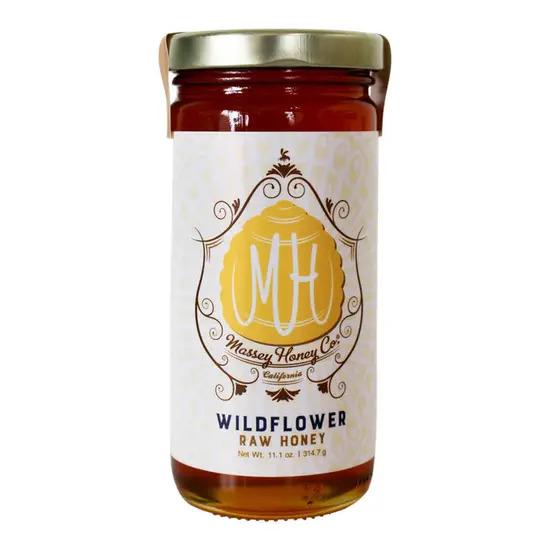 生ワイルドフラワーハニー Massey Honey Co