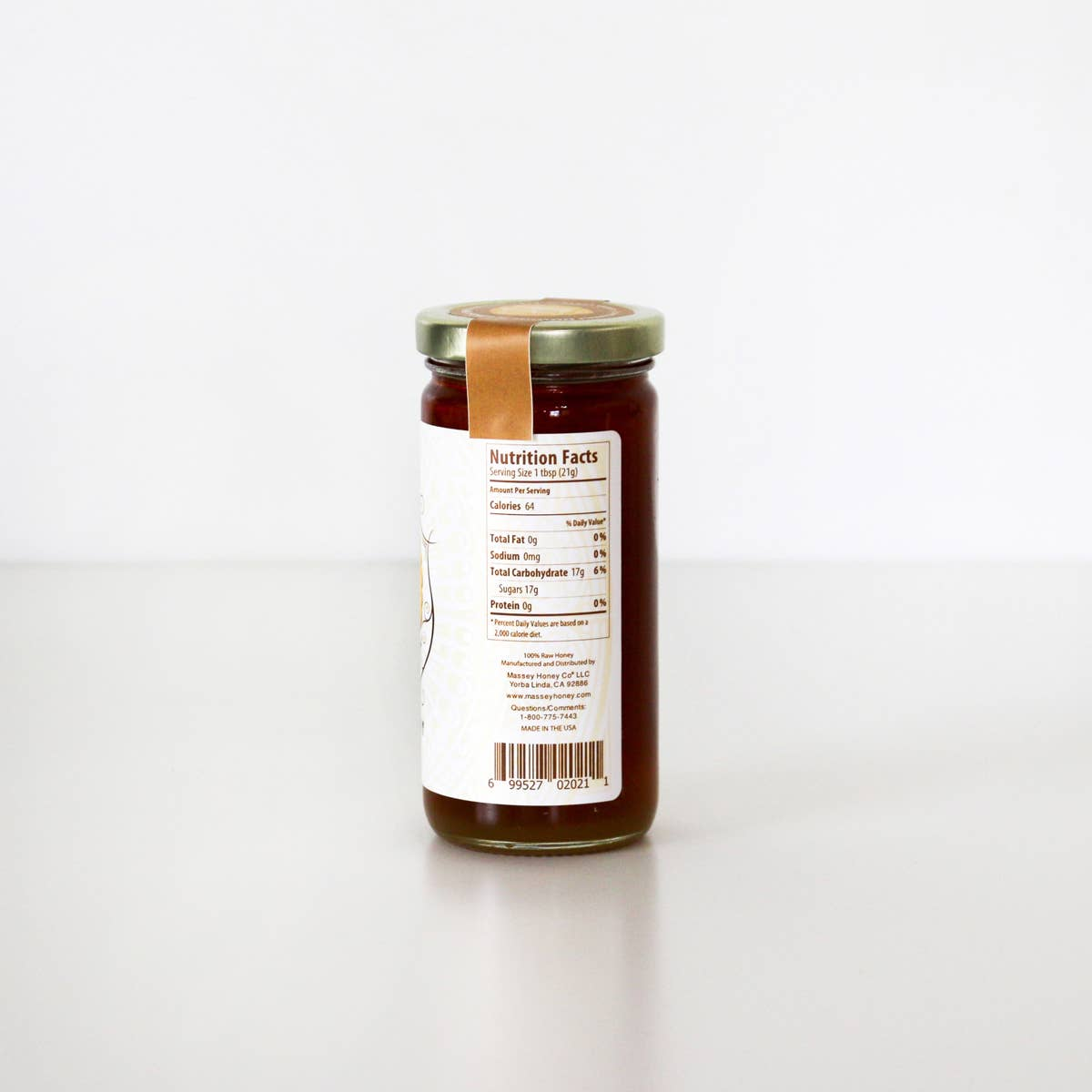 生ユーカリハニー Massey Honey Co 314g/11.1oz