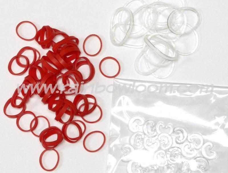 アルファルーム専用輪ゴム (アルファバンド-赤色)