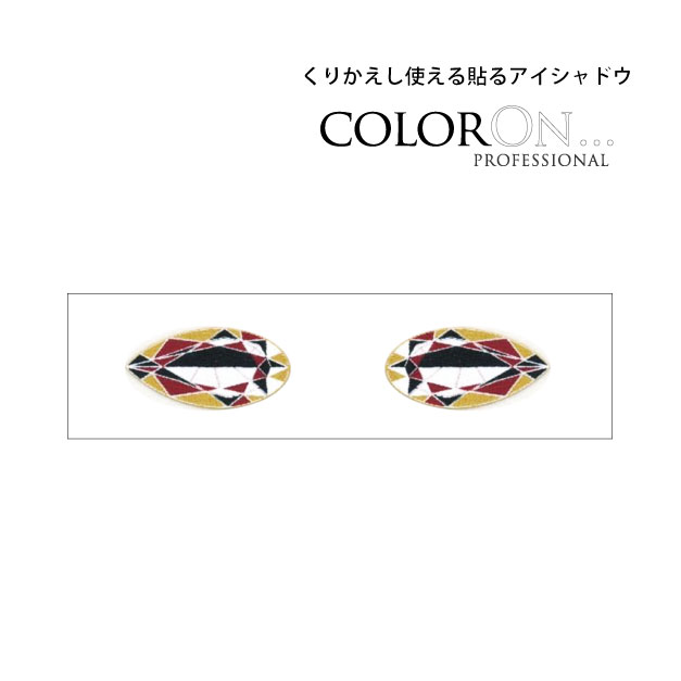 【Color ON】Red Diamonds / CO094