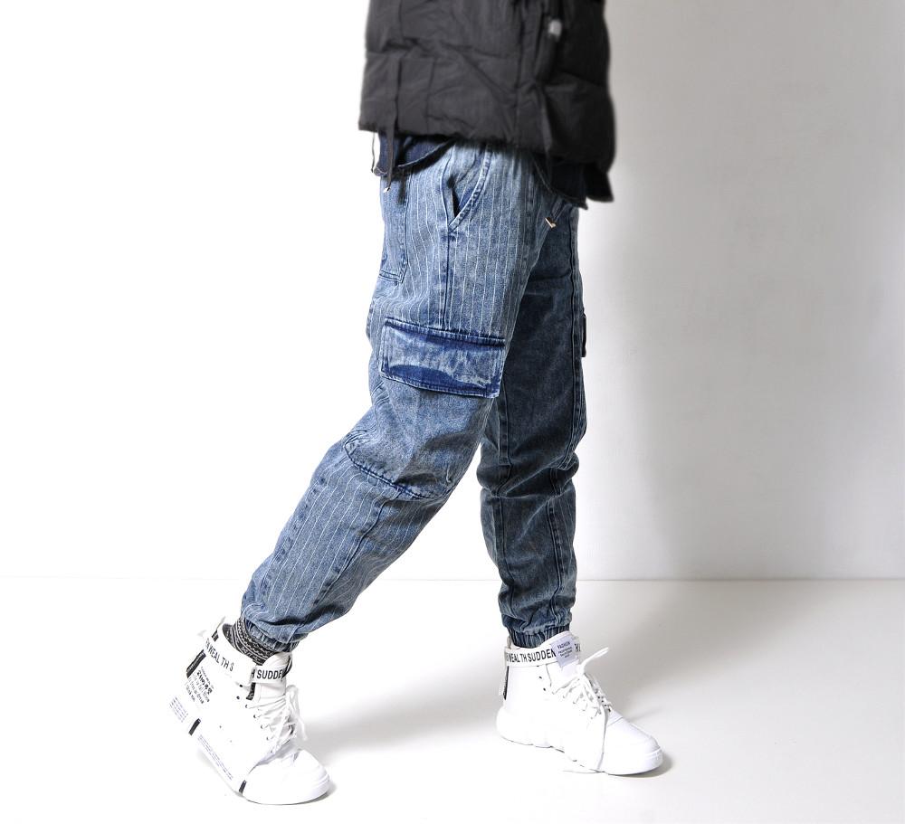 デニムカーゴジョガーパンツ 【メンズデニムコーデアイテム!!】 #Jea136
