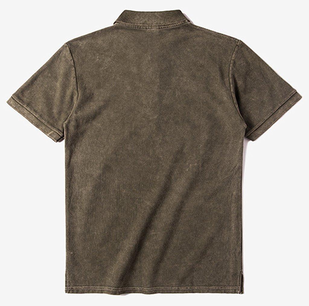 ビンテージ風ポロシャツ #TP33