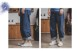 ビッグシルエット ワイドパンツ デニム ジーンズ 【メンズデニムコーデアイテム!!】#Jea602