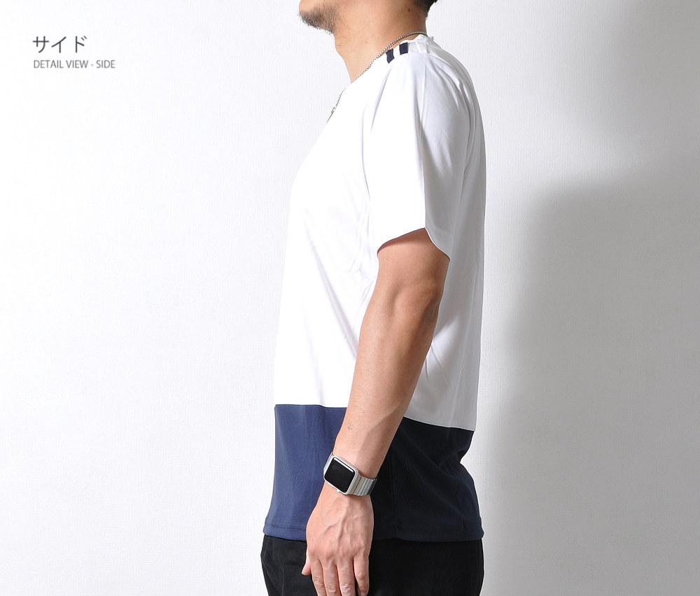 吸汗速乾 DRY ストレッチTシャツ #TA111