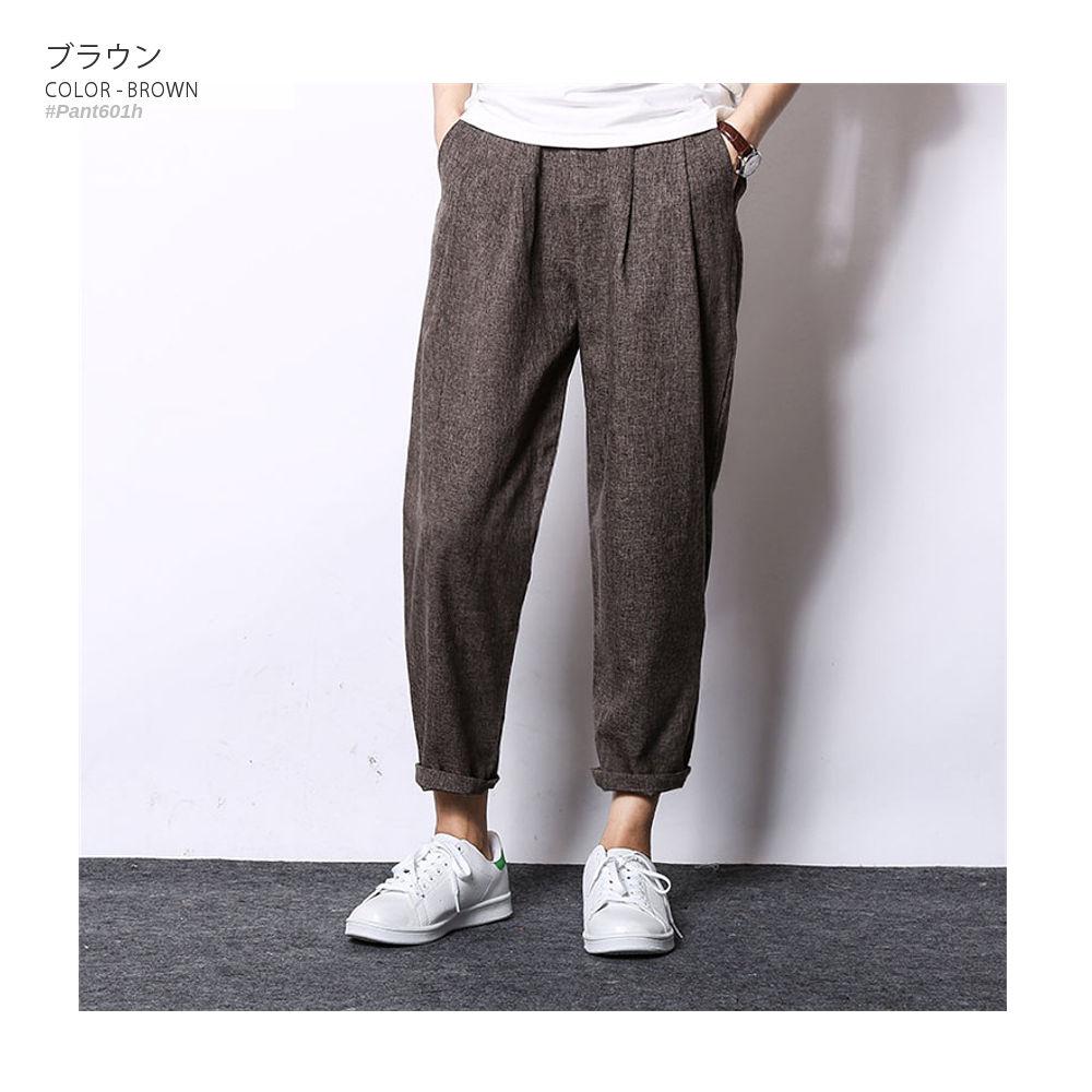 ワイドパンツ 【メンズビジカジアイテム!!】 #Pant601