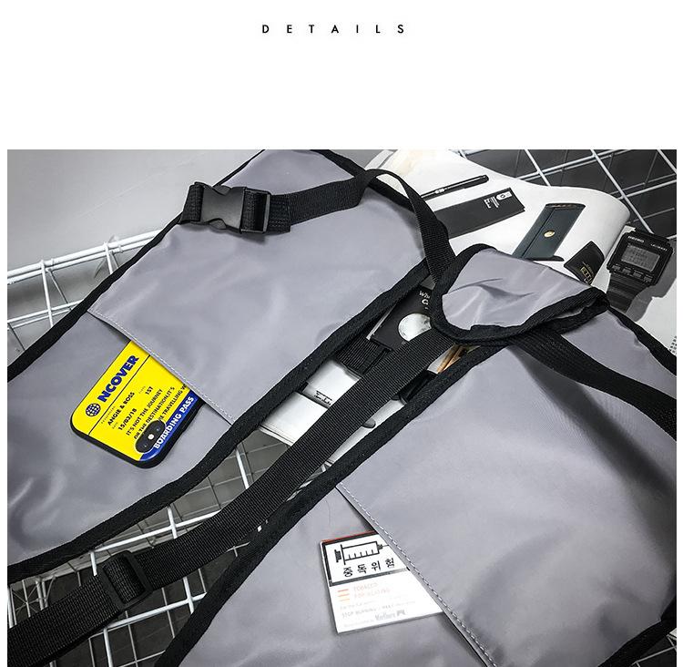ミリタリーベストバッグ ボディショルダー 【メンズミリカジアイテム!!】 #A921