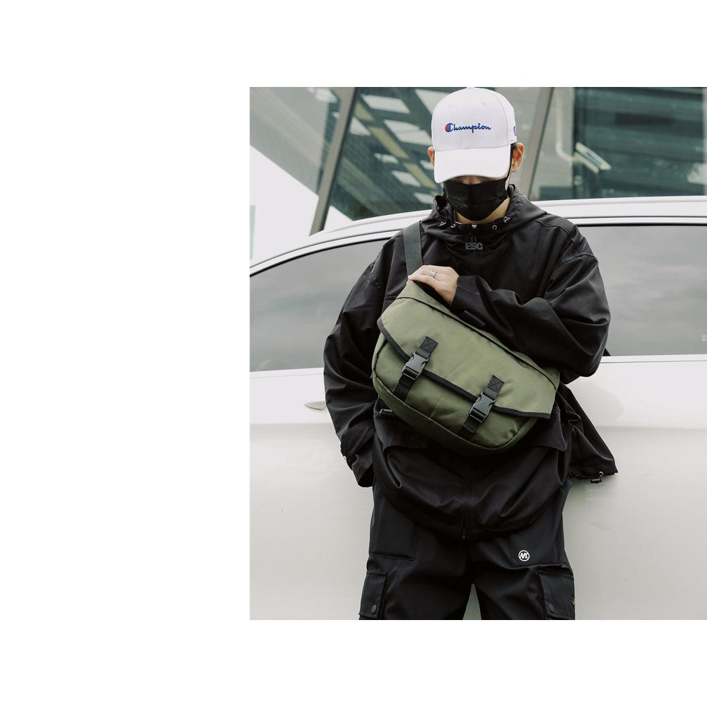 メッセンジャーバッグ #A925