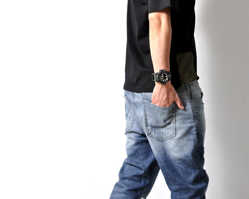 ダメージ加工 デニムパンツ ジーンズ 【メンズデニムコーデアイテム!!】#Jea79