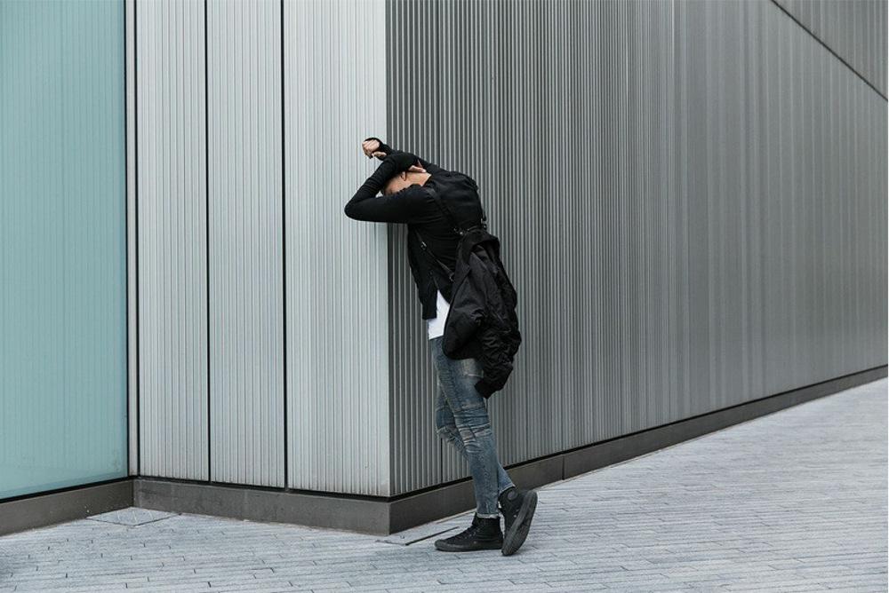 ダメージバイカーデニム ジーンズ 【メンズデニムコーデアイテム!!】#Jea69