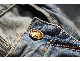 クラッシュ ダメージ加工 デニムジョガーパンツ ジーンズ 【メンズデニムコーデアイテム!!】#Jea74