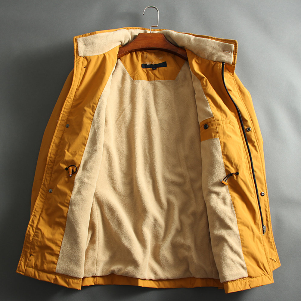 裏起毛マウンテンパーカ ジャケット #T941