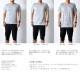 ストレッチ 無地 長袖Tシャツ #TA168