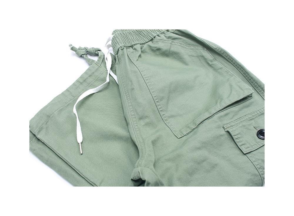 数量限定 ワイドカーゴパンツ 七分 #Pant615
