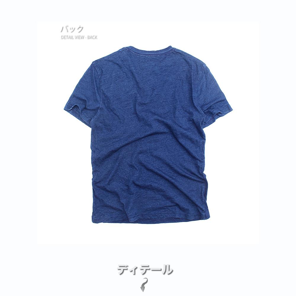 ヘンリーネック 半袖シャツ #TA170