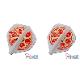 COSMO DARTS(コスモダーツ) [フライト] Fit Flight(フィットフライト) Printed Series(プリンテッドシリーズ) PIZZA(ピザ) -スタンダード