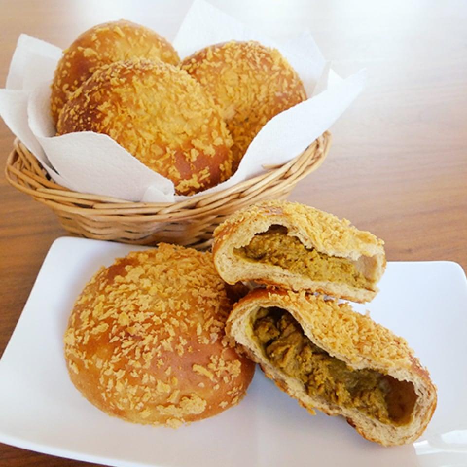 糖質制限 焼きカレーパン