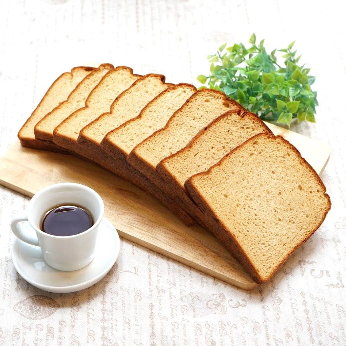 糖質制限 カット食パン