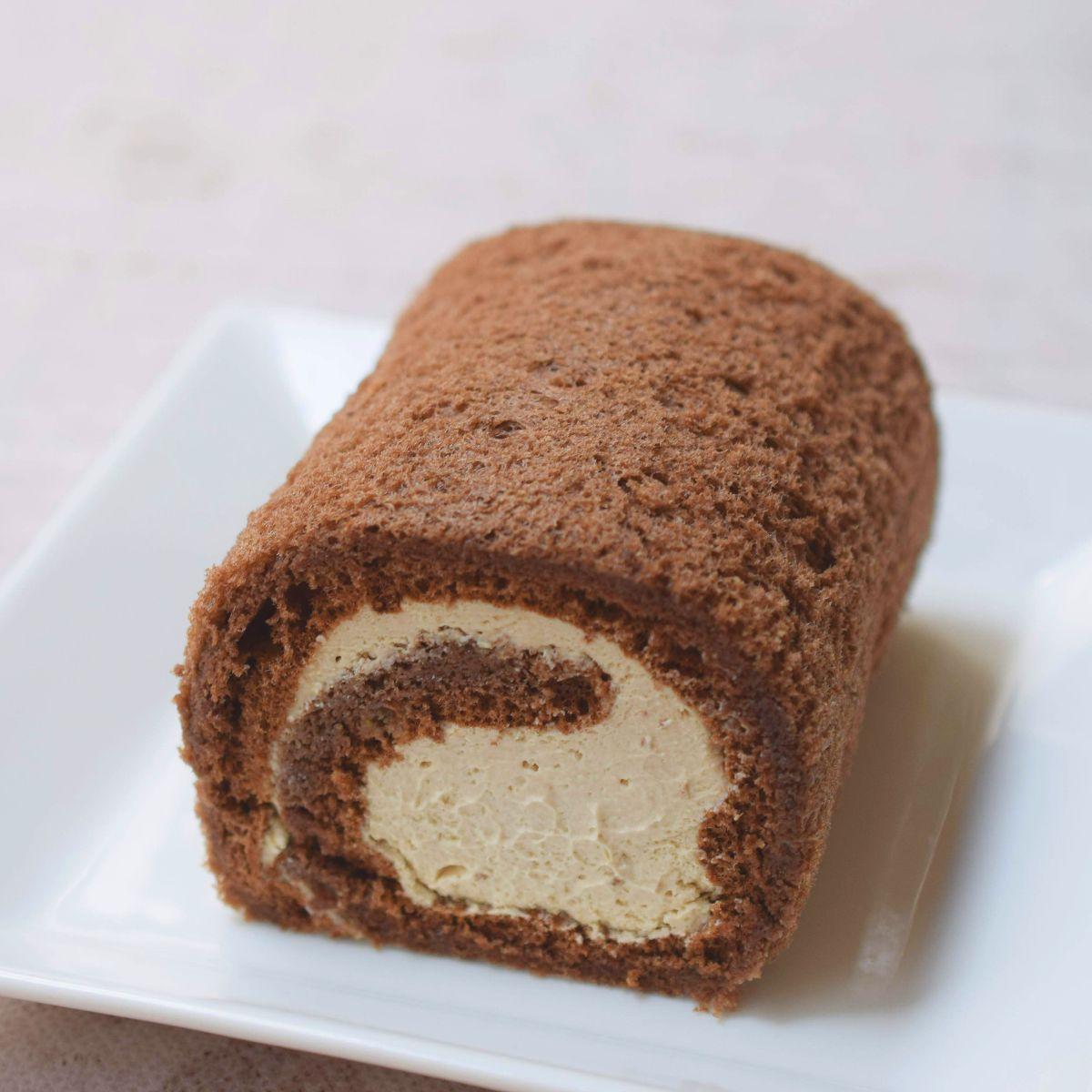 糖質制限 ロールケーキ