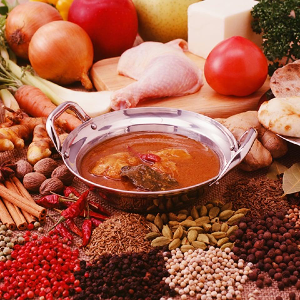 糖質制限 インドカレー