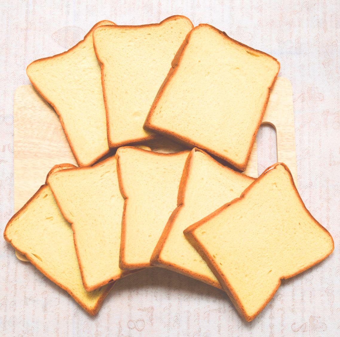 糖質制限 白い食パン