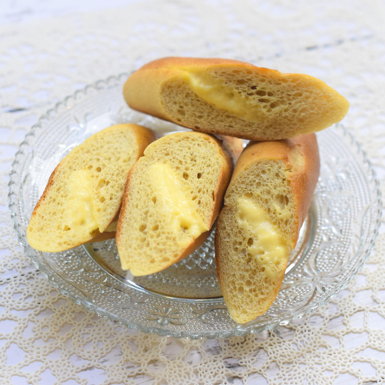 糖質制限 白いクリームパン