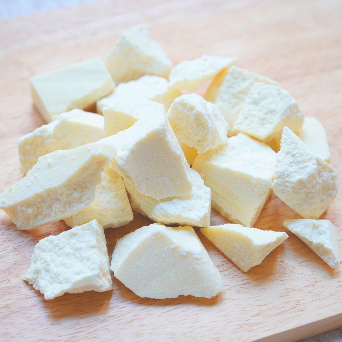 糖質制限 割れチョコ ホワイト