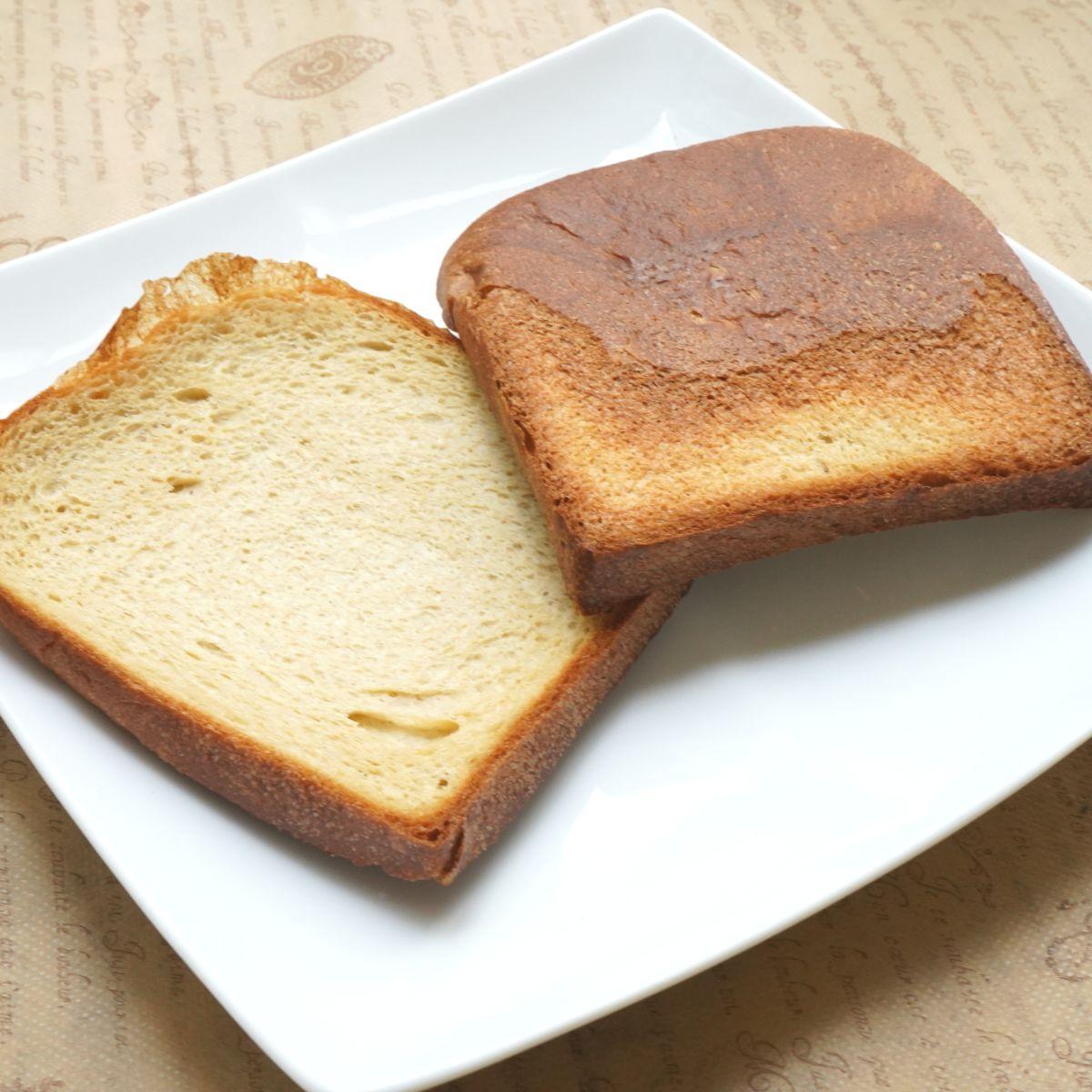 糖質制限 パンの耳