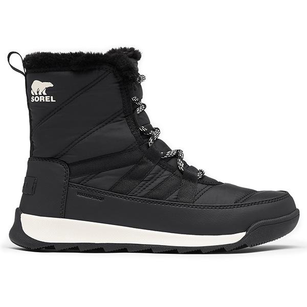 SOREL(ソレル) ウィットニーIIショートレース NL3820 010(Black)