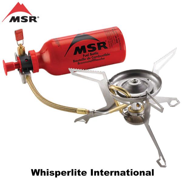 MSR ウィスパーライト インターナショナル