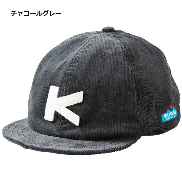 KAVU(カブー) キッズ コードベースボールキャップ 19820939