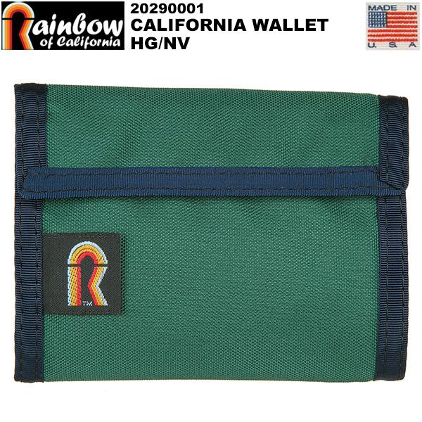 Rainbow of California(レインボウオブカリフォルニア) カルフォルニアウォレット(HG/NV) 20290001