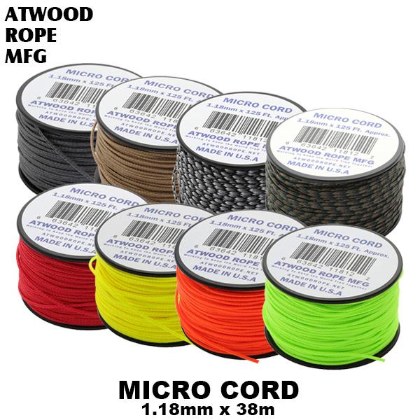 Atwood Rope MFG(アットウッドロープ) マイクロコード