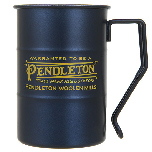 PENDLETON(ペンドルトン) YK103 Mini Drum Mug 19802160 (Navy)