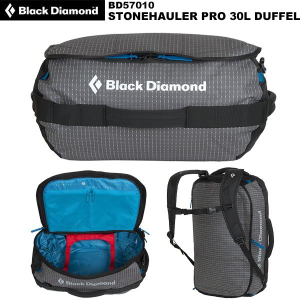 Black Diamond(ブラックダイヤモンド) ストーンホーラープロ30ダッフル BD57010