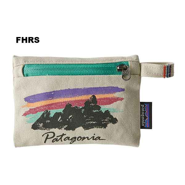 patagonia(パタゴニア) Small Zippered Pouch (スモール・ジッパード・ポーチ)