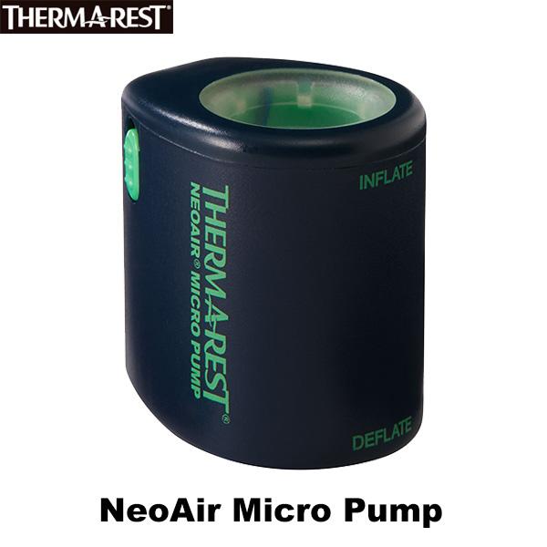 THERMAREST(サーマレスト) ネオエアー マイクロポンプ