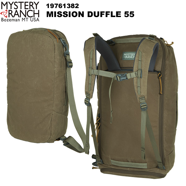 MYSTERY RANCH(ミステリーランチ) MISSION DUFFLE 55L(ミッションダッフル55L) 19761382