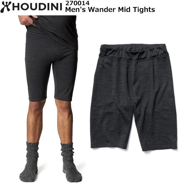 HOUDINI(フーディニ) Men's Wander Mid Tights 270014