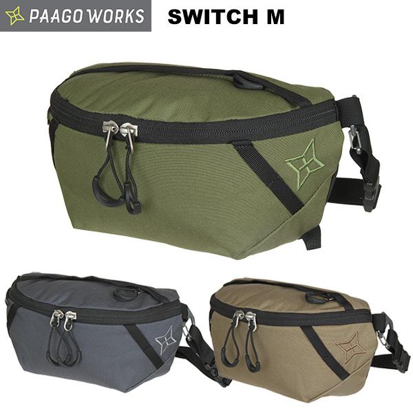 PaaGo WORKS(パーゴワークス) SWITCH M(スイッチM) HB101