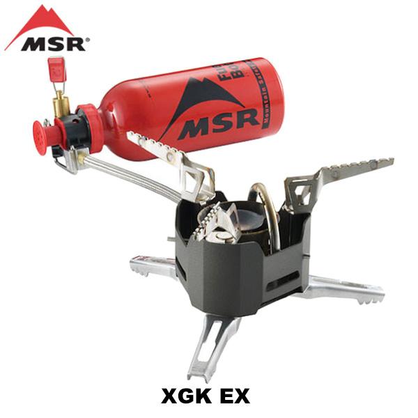 MSR XGK EXストーブ
