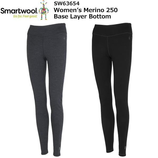 smartwool(スマートウール) W's メリノ250ベースレイヤーボトム SW63654