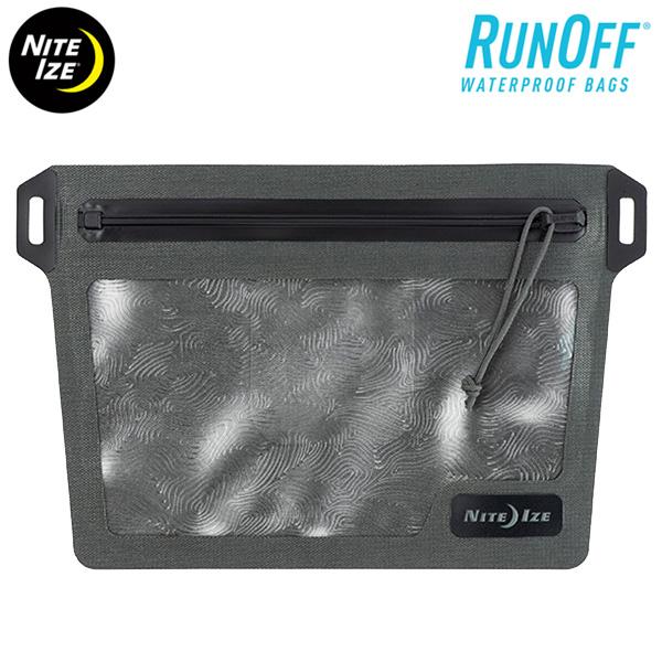 NITE IZE(ナイトアイズ) ランオフ ウォータープルーフ ポケット