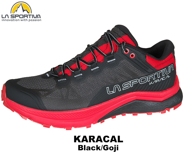 SPORTIVA(スポルティバ) KARACAL (Black/Goji)