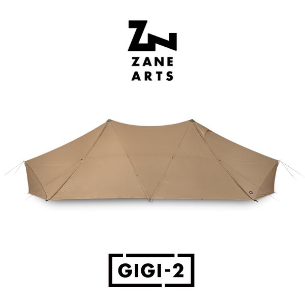 ゼインアーツ ギギ2