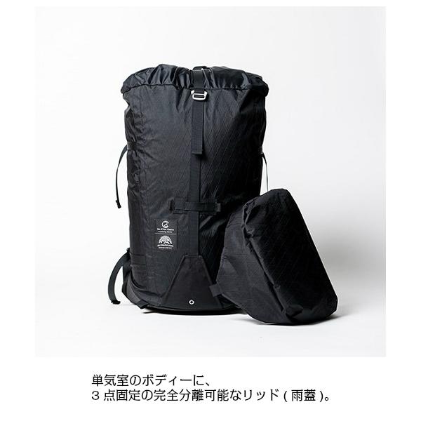 The 3rd Eye Chakra The Backpack#002 50L+