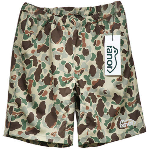 DUCK CAMOUFLAGE SHORT PANTS