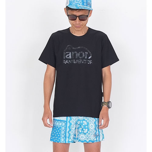 BANDANA MIDDLE SHORTS